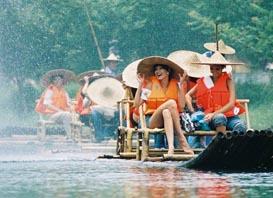 桂林-山水-遇龙河