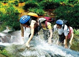 桂林-古东森林瀑布